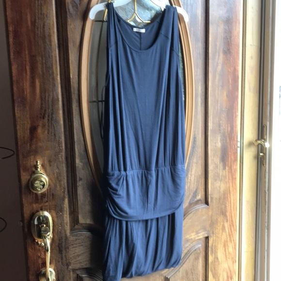 RACHEL Rachel Roy Dresses & Skirts - Cute navy cap sleeve soft dress